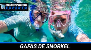 Mejores Gafas de Snorkel