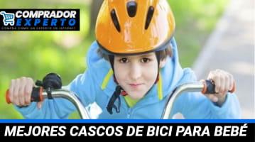 Mejores Cascos de Bici para Bebé