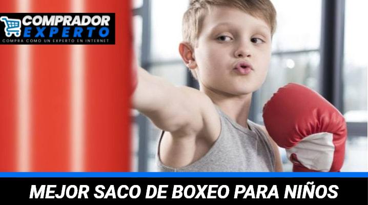 Mejores Sacos de Boxeo para Niños