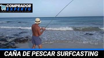 Mejores Cañas de Pescar Surfcasting
