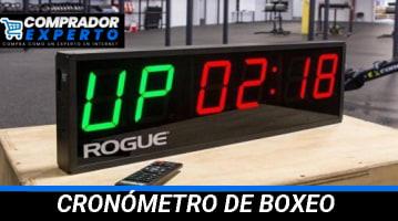Mejores Cronómetros de Boxeo